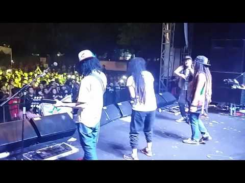 Gangstarasta ft Dellu uyee & sista nath the lions COULD YOU BE LOVED ( cover )