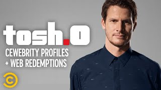 🔴STREAMING: Tosh.0 Web Redemption + CeWEBrity Profile Marathon