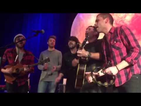 I Won't Back Down - (Cover) - Joshua Radin and Friends - Cincinnati, OH 2-17-15