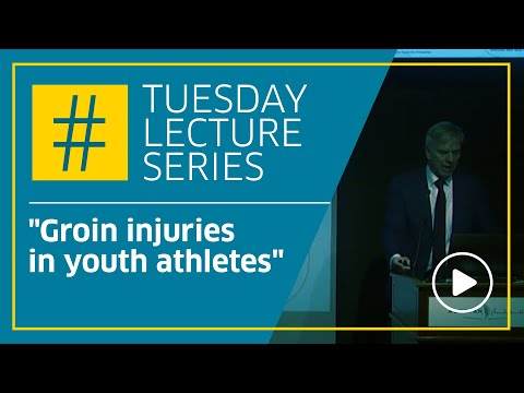 Groin injuries in youth athletes