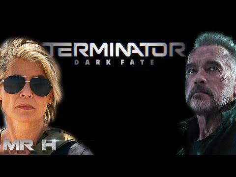Arnold Schwarzenegger Reveals Terminator Dark Fate Trailer Release Date