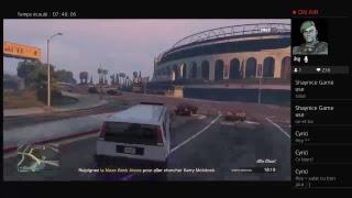 On se détend sur Grand Theft Auto V