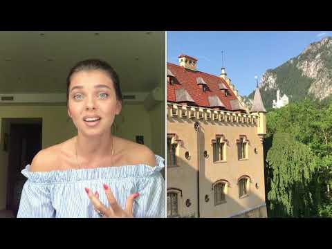 Путешествие по Европе на поезде/ Германия / Часть 1