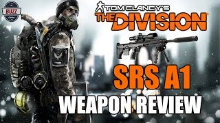 srs a1 weapon review tom clancy s the division full game release