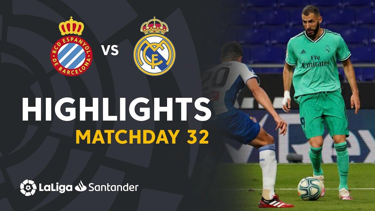 Download Highlights RCD Espanyol vs Real Madrid (0-1)