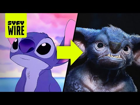 Lilo And Stich Should Be Disney's Next Live Action Movie | SYFY WIREKaynak: YouTube · Süre: 7 dakika15 saniye