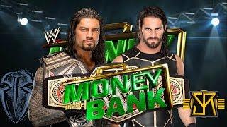 Roman Reigns vs Seth Rollins   WWE World Heavyweight Championship   WWF NO MERCY 2K16 MOD
