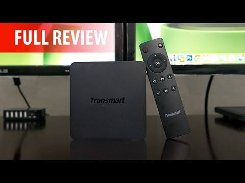 Tronsmart Vega S95 4K Android 5.1.1 Media Player - Full Review!