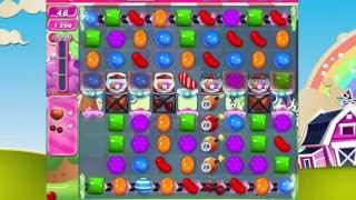 Candy Crush Saga Level 962 No Booster 3 stars