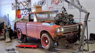 MOTOR REVEAL! - 1969 Datsun