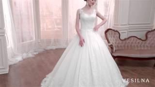 Свадебное платье 2016 года от VESILNA™ модель 3088