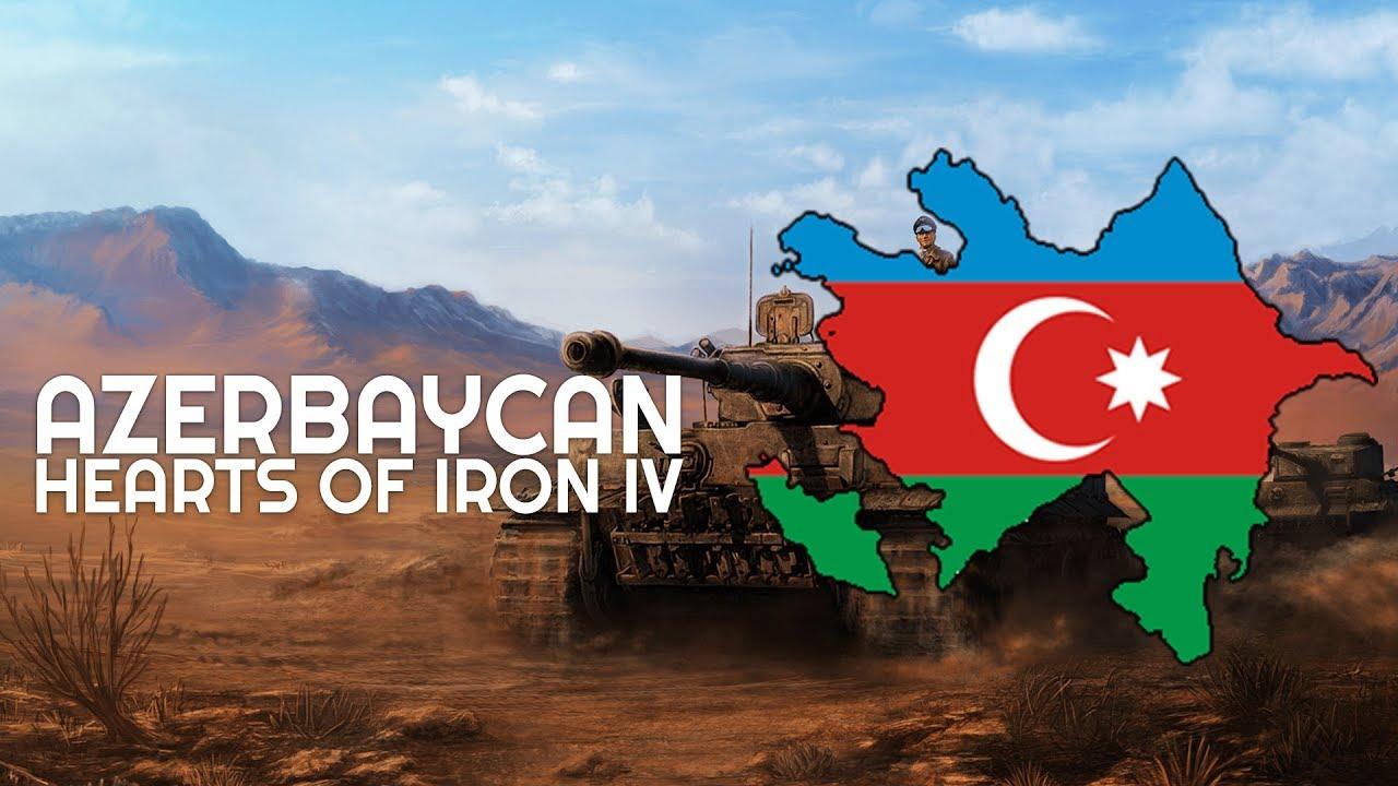 YENİ SERİ VE İLK BÜYÜK SAVAŞ - AZERBAYCAN İMPARATORLUĞU | HOİ4 - BÖLÜM 1