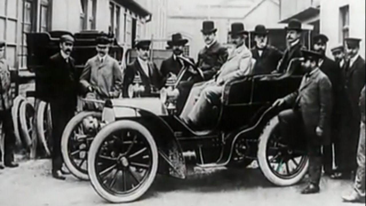 Wilhelm Maybach│automobile visionary and designer - YouTube