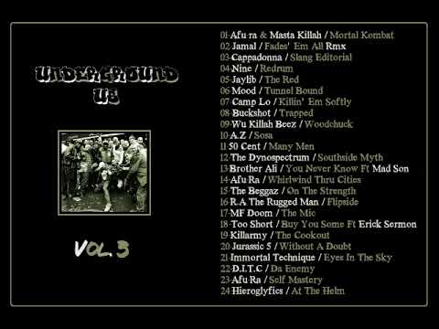 Underground Us Vol.3 (MIXTAPE)