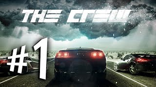 The Crew - Parte 1: Alex Taylor, 5/10 e Detroit [ Playstation 4 - Playthrough PT-BR ]