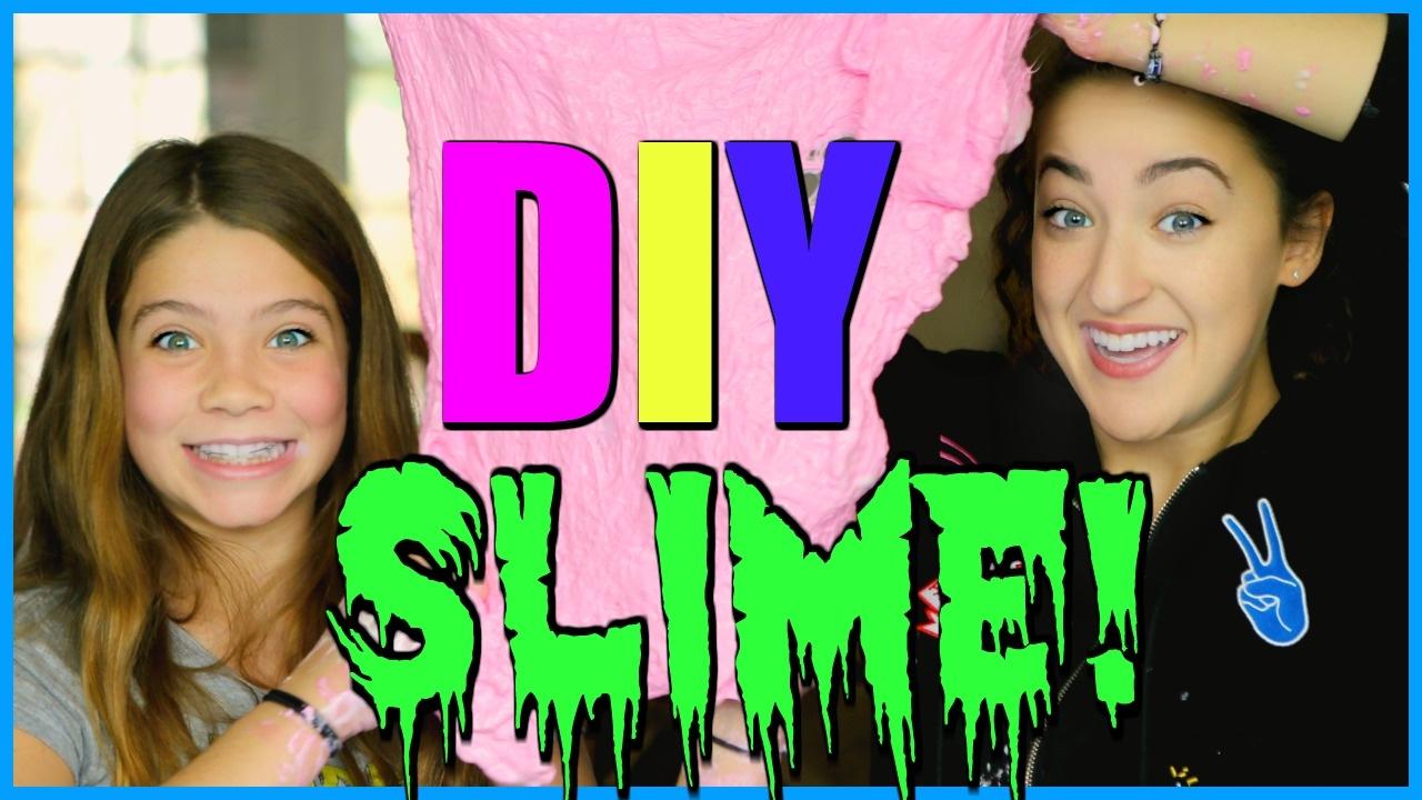 Diy Mega Fluffy Slime