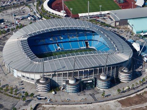 Barclays Premier League Stadiums 2015/2016