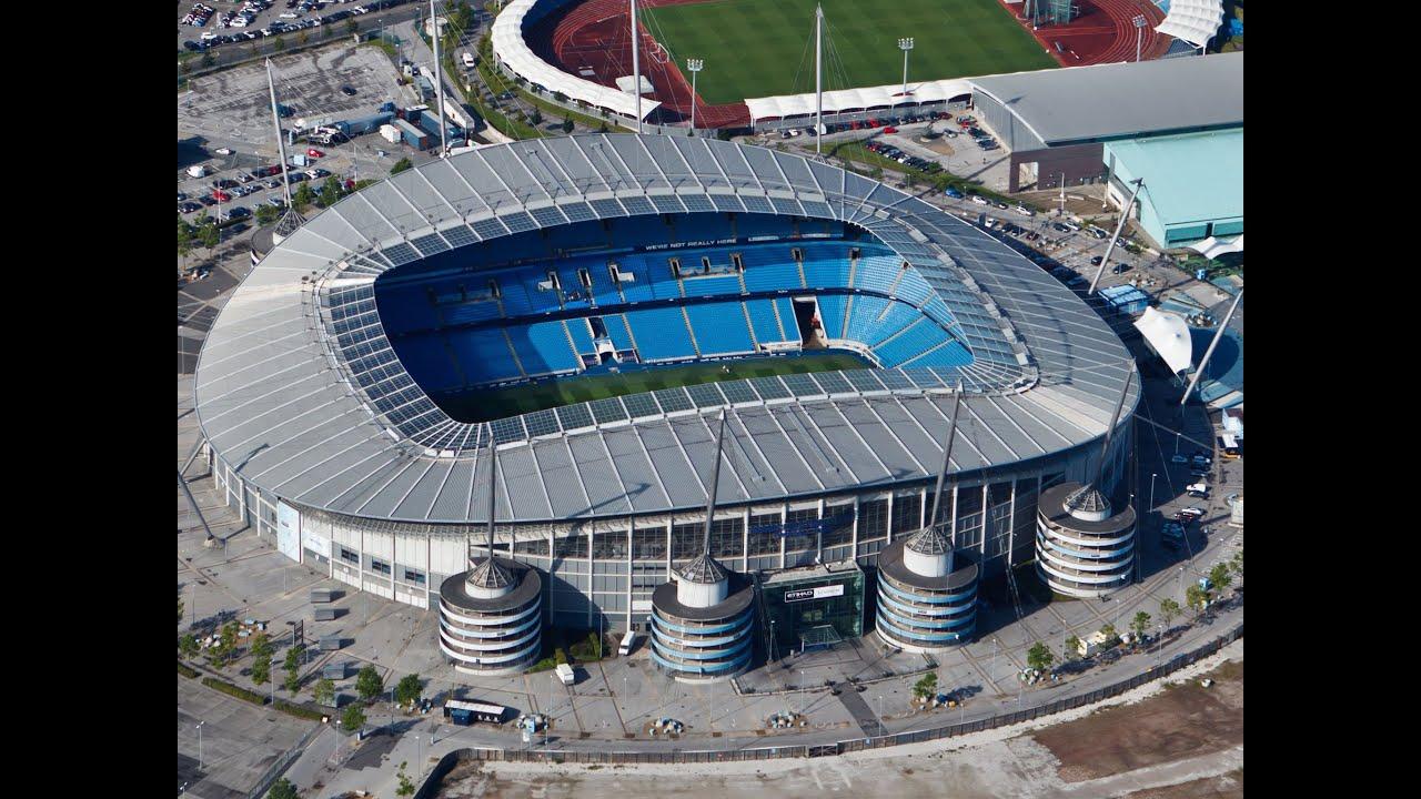 Barclays Premier League Stadiums 20152016 YouTube