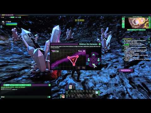 Star Trek Online Dilithium Mining