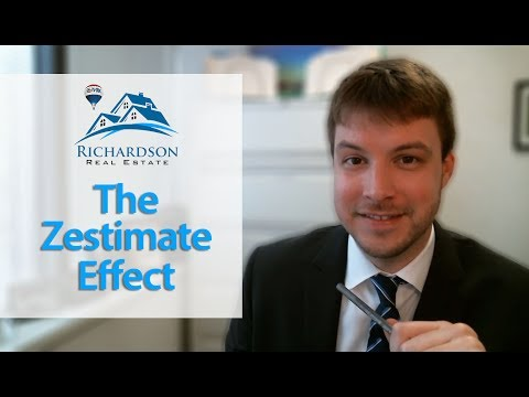 Richardson Real Estate: Can You Trust a Zestimate?