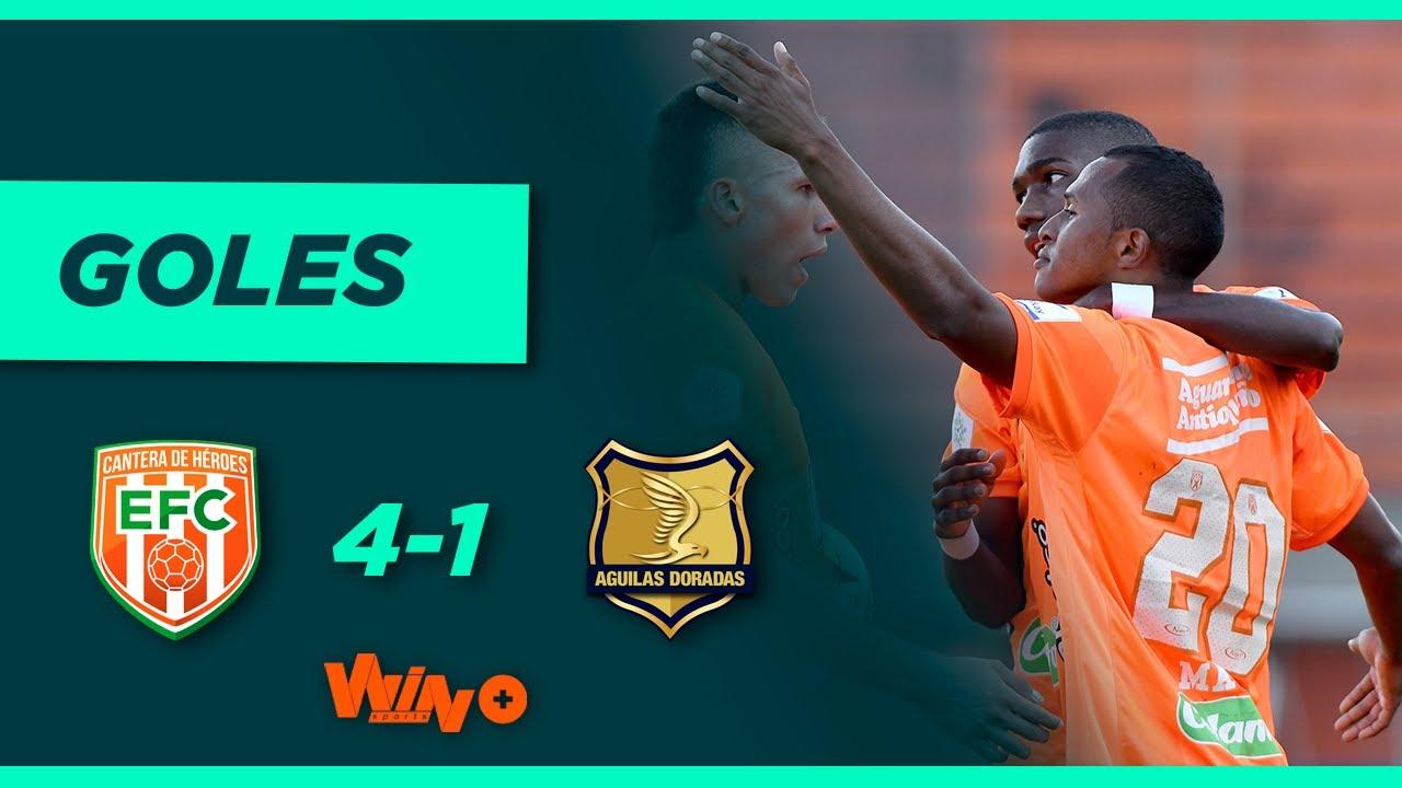 Download Envigado vs. Águilas Doradas (4-1) | Liga BetPlay Dimayor 2021-II - Fecha 14