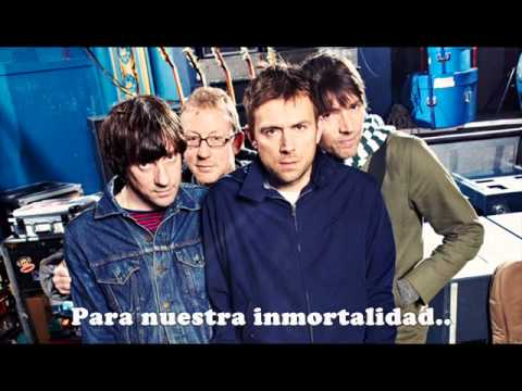 Blur - There Are Too Many Of Us (Subtitulada en Español).