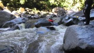 New Zealand Whitewater Kayaking 2013: Alaskan-style...