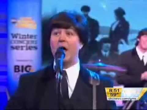 RAIN: A TRIBUTE TO THE BEATLES ON GMA