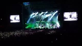 Hurts - Sandman live (Music & Water Festival Rybnik, Poland 28.08.2016)