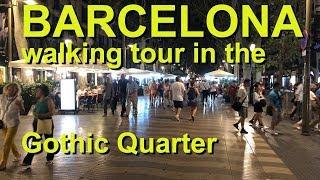 Barcelona Gothic Quarter walking tour