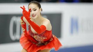 Алина Загитова наша преКрасная балерина