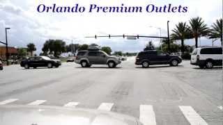 Ужасы парковки в туристических местах Орландо Флорида