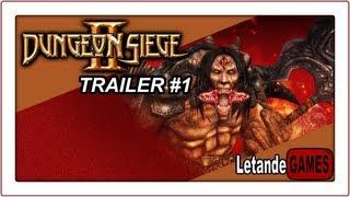 Dungeon Siege II: Trailer 1