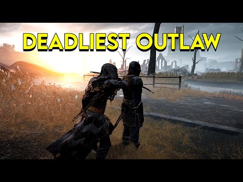 The Deadliest Outlaw! - Hood: Outlaws & Legends |
