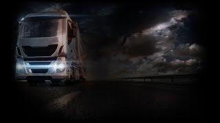 Строго по ПДД  [ETS 2 MP]// Euro Truck Simulator 2.  #12 (руль logitech g29)