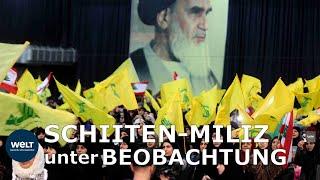 LIBANON: Bundesregierung nimmt Hisbollah stärker ins Visier