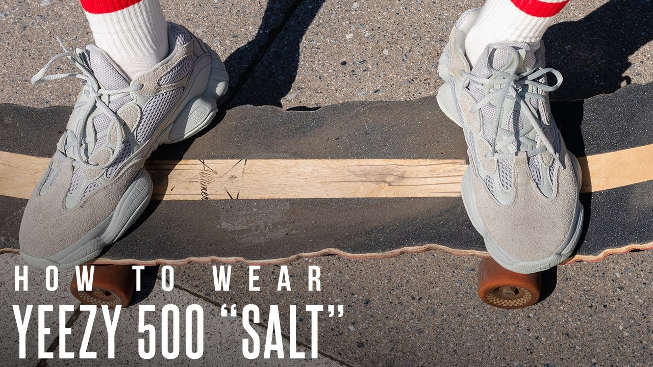 8a9080b4 How To Wear Yeezy 500