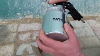 ПІСКОСТРУЙ YATO YT-2376