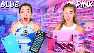 ONE COLOUR BACK TO SCHOOL SHOPPING HAUL! *NO BUDGET