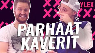 PARHAAT KAVERIT FT. ISAC ELLIOT