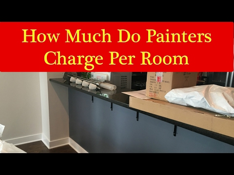How Much Do Painters Charge To Paint A Room  Call 773575