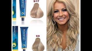 كيفيه مزج الوان صبغات الشعر الجزء الثاني (How to mix colors of hair dyes )