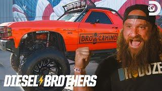 Diesel Dave's Dream El Camino! | Diesel Brothers