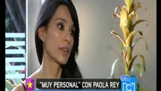 Paola Rey  Muy Personal