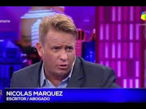 Nicolás Márquez En INTRATABLES