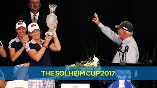The Solheim Cup 2017