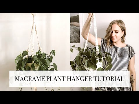 how-to:-macrame-plant-hanger-tutorial-(gathering-knot-+-adding-beads)