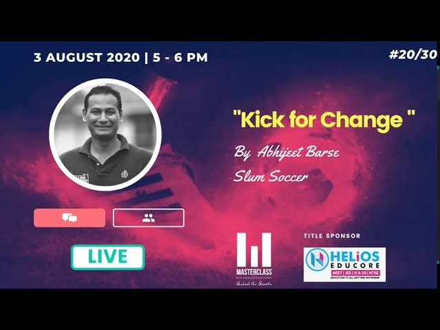 Kick for Change