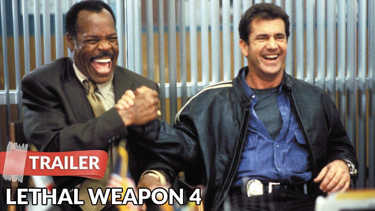 Lethal Weapon 4 1998 Trailer Hd Mel Gibson Danny Glover Youtube