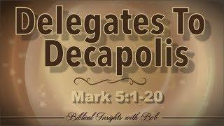 Delegates To Decapolis